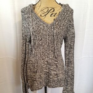 Roxy Hooded Beach Sweater